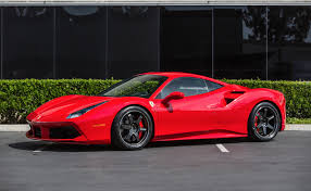 ferrari dealership showroom 2017 ferrari 488 gtb stock 3098 for sale near costa mesa ca