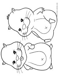 Coloriage De Hamster A Imprimer 17 Dessins De Coloriage Hamster A