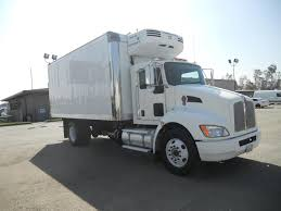 kenworth for sale in california 2011 kenworth van trucks box trucks in california for sale