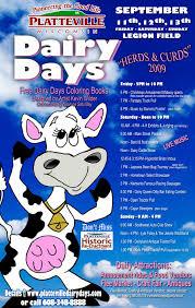 platteville dairy days 2009