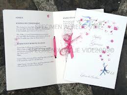 livret de messe mariage ã tã lã charger faire part illustré mariage et naissance aurélie vidé les