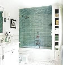 Tiled Bathroom Showers White Bathroom Shower Tile Blatt Me