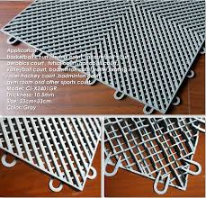 indoor and outdoor sports pp easy lock flooring china indoor and