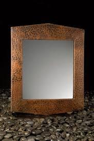 copper bathroom mirrors hammered copper bathroom mirrors pkgny com