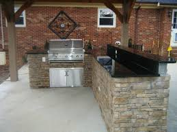 Outside Kitchen Ideas Outdoor Kitchen Grill And Patio Ideas 5 24 14 Youtube