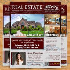 real estate listing template real estate postcards templates free 8 5 11 newly listed