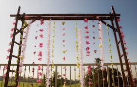 wedding arches bamboo bamboo ladder arch the treasured petal