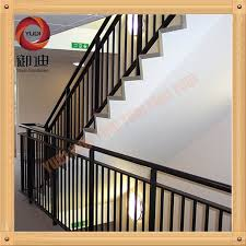 Metal Banister Rail Indoor Metal Banister Rails For Stairs Livingroom Buy Metal