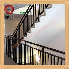 Metal Banister Rail Indoor Metal Banister Rails For Stairs Livingroom Buy Metal