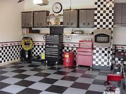 Tiles For Garage Floor Lock Tile Interlocking Vinyl Tiles Garage Flooring