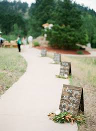 best 25 wedding walkway ideas on backyard wedding
