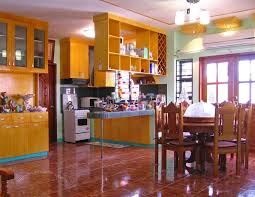 simple filipino house interior design