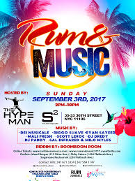 New York Ny Events U0026 Things To Do Eventbrite Labor Day Sunday 2017 Rum And Music Tickets Sun Sep 3 2017 At