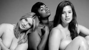 plus size model ad was deemed for tv