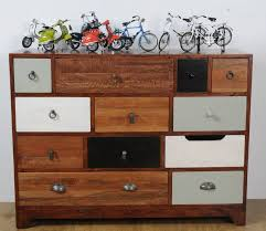 Bedroom Sideboard Furniture Mix Of Color Chest Of Drawer Design With Various Size