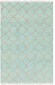 Mint Green Area Rugs Laural Area Rug 2 U0027x3 U0027 Contemporary Area Rugs By Buyarearugs