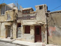 crete heraklion agia triada old town for sale detached house of