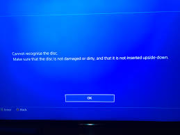 fifa 18 disc error cannot recognize disc answer hq