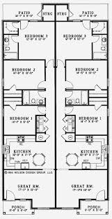 house plan cool floor plans for duplexes decor idea stunning