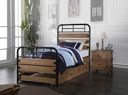Adams Office Furniture Dallas by Acme Furniture Adams Twin Bedroom Set With Trundle 30610t Dallas