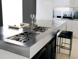 keep your kitchen clean with stainless steel kitchen table