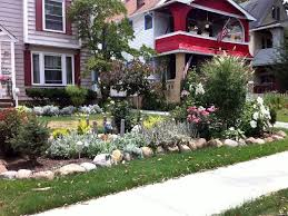 pictures front yard simple landscaping ideas free home designs