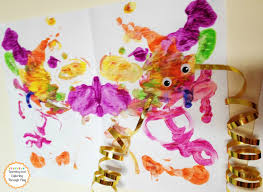 learning and exploring through play chinese new year dragon art