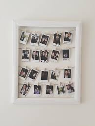 Picture Frame Hanging Ideas Best 25 Polaroid Display Ideas On Pinterest Hanging Polaroids