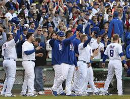 Cubs Lose Flag Playoff Bound Cubs Lose 3 1 To Reds In Finale Lacrossetribune Com