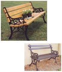aluminum benches wood benches cast aluminum benches lawler