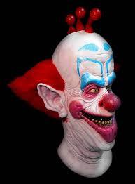 killer clown mask slim the killer clown mask maskworld