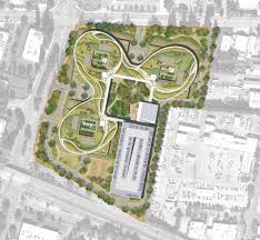 Silicon Valley Map Gallery Of Hok Designs Apple U0027s Newest Silicon Valley Campus 11
