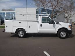 Ford F250 Truck Used - used 2012 ford f250 service utility truck for sale in az 2173