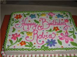 pretty birthday cakes for women simple pretty sheet cake for an