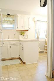 white kitchen ideas for small kitchens 5 ways to a tiny kitchen look and feel larger clutter