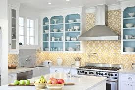 washable wallpaper for kitchen backsplash washable wallpaper for kitchen backsplash yellow pattern wallpaper
