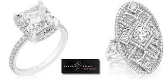 Ivanka Trump Wedding Ring by Hallfive