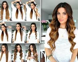 how to make flicks with a hair straightener 25 ways of how to make your hair wavy