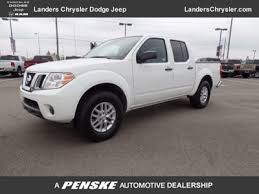 frontier dodge used cars used nissan frontier at landers chrysler dodge jeep ram serving