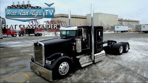 kenworth custom parts flat glass kenworth w900 fully loaded with c 15 power built by