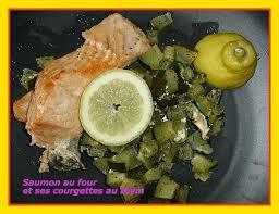 recette cuisine vapeur recette saumon cuisson vapeur et courgettes au thym 750g
