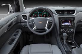 Chevy Traverse Interior Dimensions Photo Gallery U002713 Buick Enclave Gmc Acadia And Chevrolet