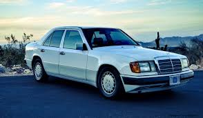 1990 mercedes benz 300e 2 6 review rnr automotive blog