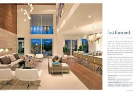interior home magazine luxe magazine features dkor s sophisticated vacation home