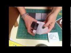 scrapbooking tutorial cornice cornice 3d shadow box con envelope punch board scrapbooking tutorial