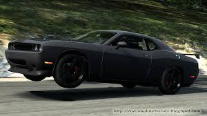 1970 dodge challenger matte black automobile trendz black dodge challenger 2 pictures