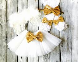 White Angel Halloween Costume Baby Angel Costume Etsy