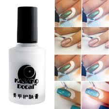 aliexpress com buy white pink nail polish nail art tape latex