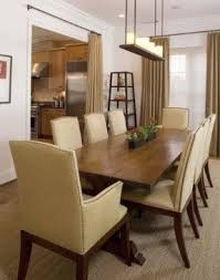 Leather Dining Room Furniture Leather Dining Room Chairs With Arms Foter