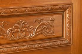 Carved Exterior Doors Arched Top Door